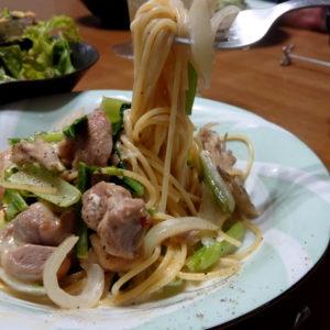シェフまっきぃの料理教室 1月のレッスン